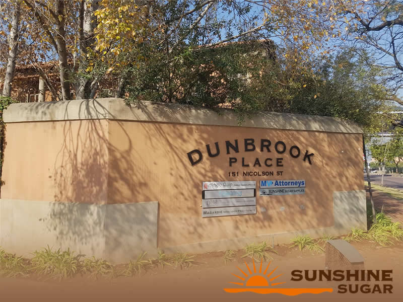 sunshine sugar dunbrook place 151 nicolson st brooklyn pretoria 2
